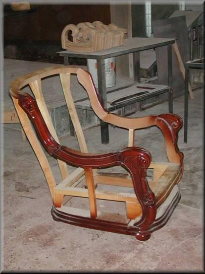 Как сделать сиденье для кресла своими руками